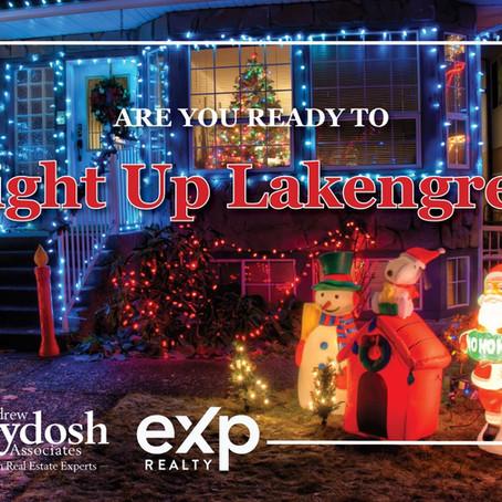 Light Up Lakengren 2020!