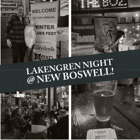 2021 Lakengren Winter Bluesfest