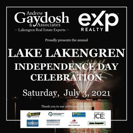 Lake Lakengren Independence Day Celebration!