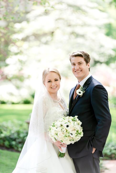 Formal Wedding Florals