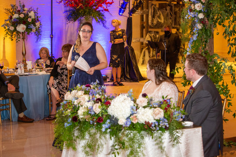 The Maid of Honor Toast