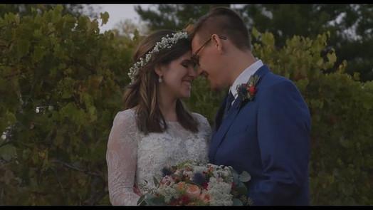 Grace & CJ Wedding Video