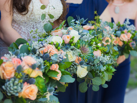 Thinking of DIYing Your Wedding Florals? Answer these Questions First...