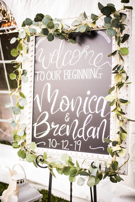 Rustic Welcome