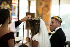 Crowning of the couple