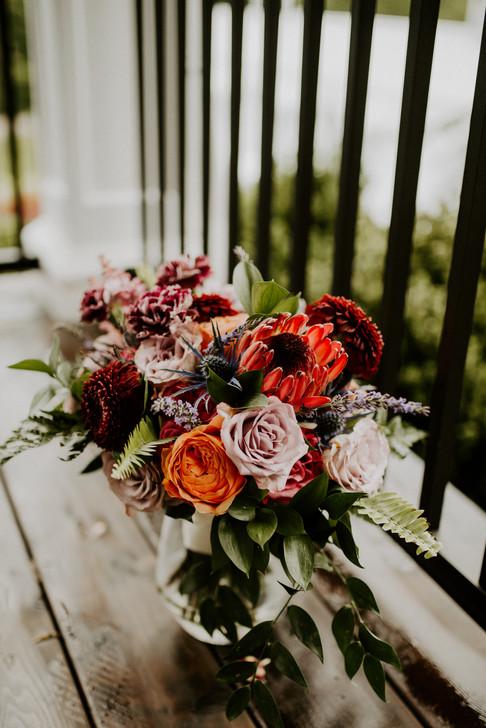 The Bridal Bouquet