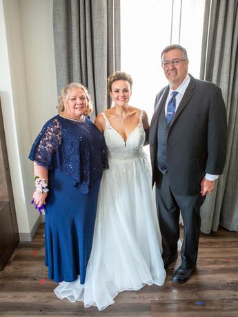 Parent's of the Bride