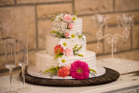 The Bride's Cake