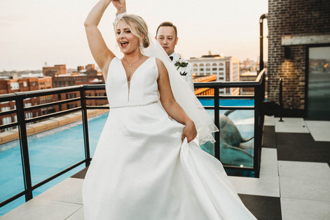 Dancing on the Roof