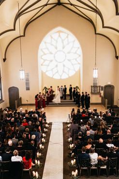 9th Street Abbey Ceremony