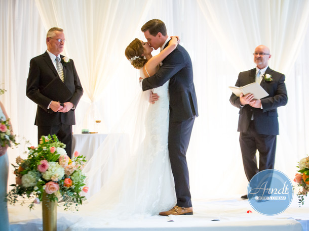 You May Kiss Your Bride