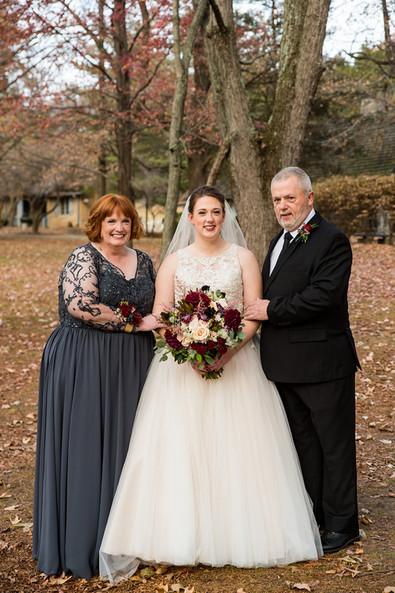 Jessa and Her Parents