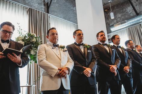Awaiting His Bride