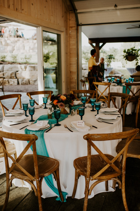 Lovely Summer Guest Seating