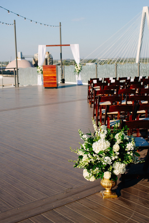 Picture Perfect Ceremony Setup