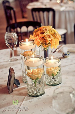 Floating Candle Vases