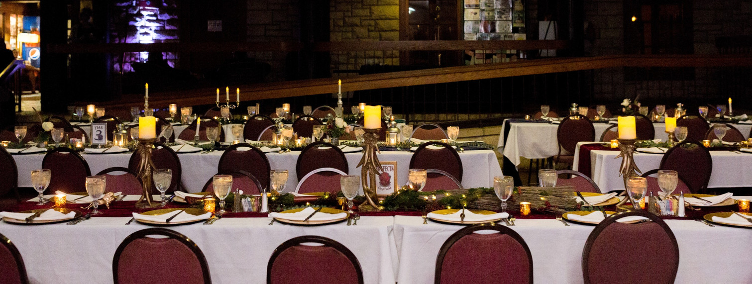 Gryffindor Table