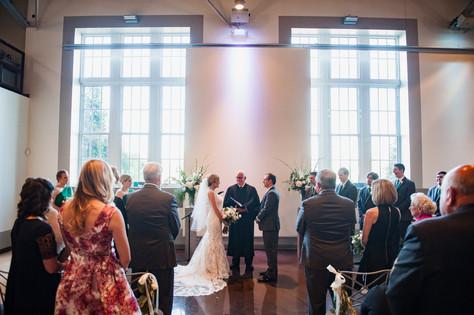 Beautiful Ceremony at the Palladium St. Louis.