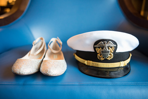 An Officer & a Bride