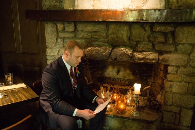 Fireside Read