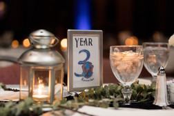 Ravenclaw Guest Tables