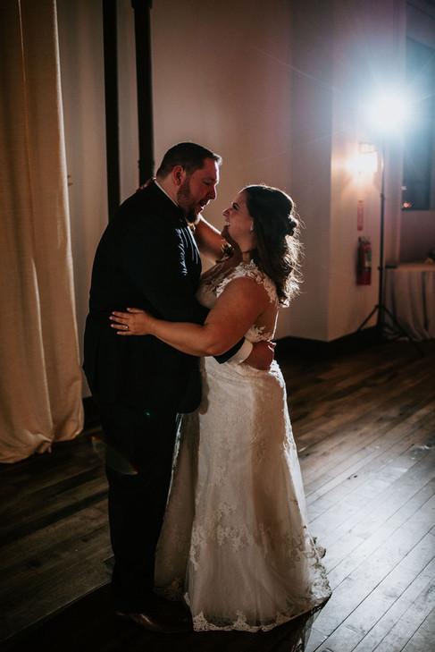 First Dance as Man & Wife
