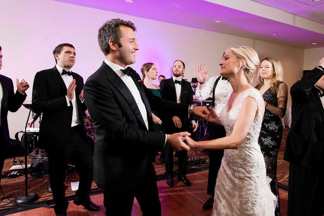 Their First Dance
