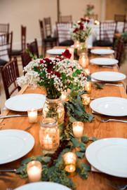 Bistro Wedding Tablescape
