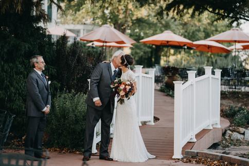 Passing the Bride