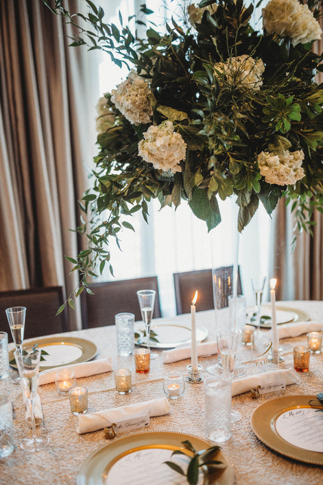 Variations of Centerpieces