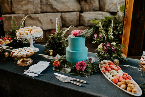 Dreamy Dessert Table