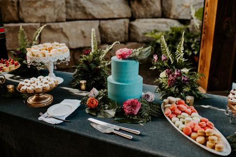 Dreamy Dessert Table