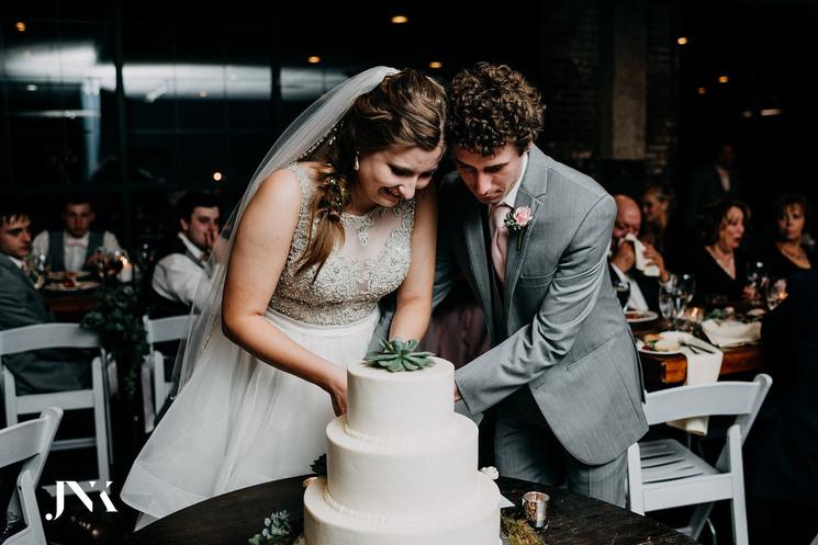 Cutting Their Cake