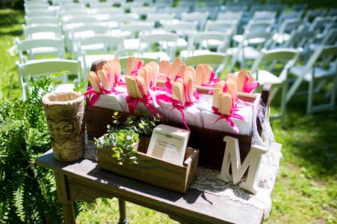 Pretty Ceremony Details