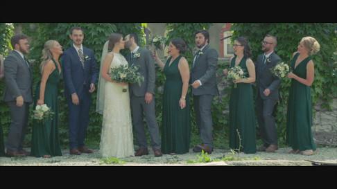 Hightlights from Erin & John's Wedding