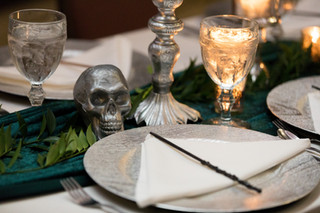 Slytherin Table