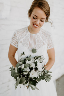 A Bride's Smile