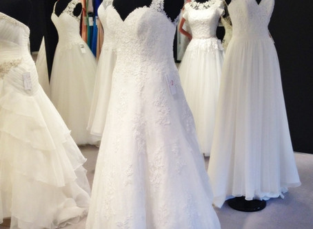 6 Tips for Wedding Dress Shopping Success