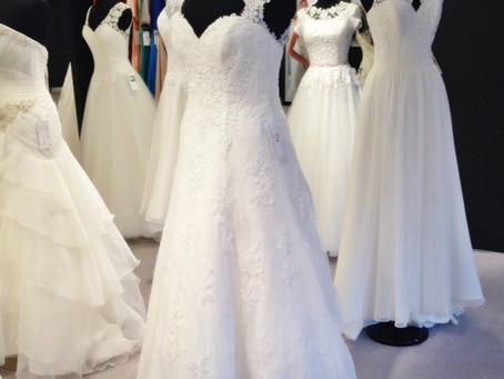 6 Tips for Wedding Dress Shopping Success