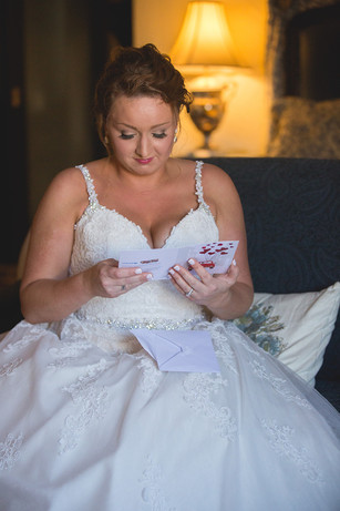 A Note from the Groom