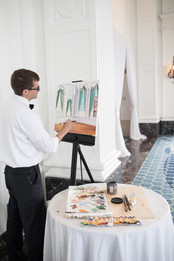The Wedding Painter