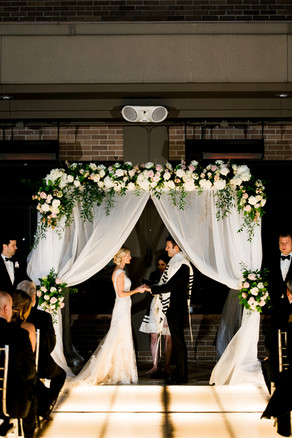 The Wedding Chuppah