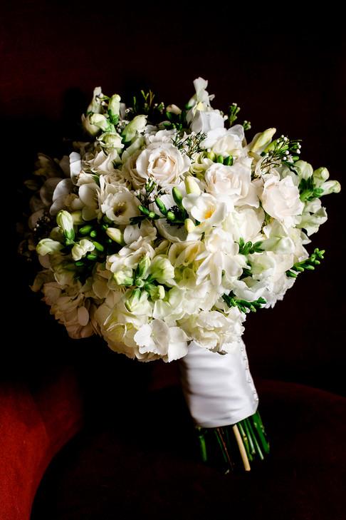 Formal Bridal Bouquet