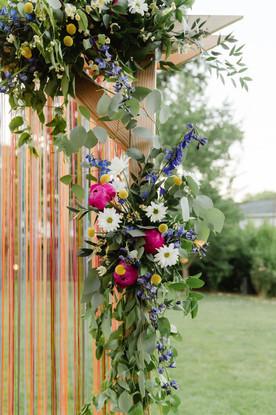 The Floral Details