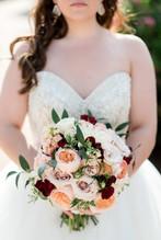 Ceremony Venue: The World Fair Pavillion Photographer: Ashley Fisher Photography Florals: Belli Fiori Wedding Planner: Inspired Design Weddings & Events Dress: Simply Elegant Bridal Wedding Designer: Table 10 Events