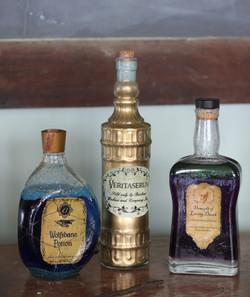 Mixed Potion Bottles