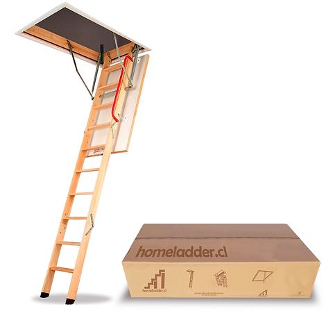 Escalera de ático Homeladder Deluxe