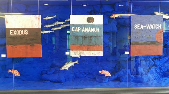 Ausstellung in Emden Sparkasse Aurich-Norden