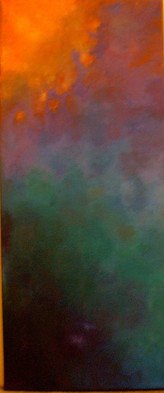 Big Sur, Acryl auf Leinwand, 2009