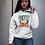 Thumbnail: Pretty Black & Educated Unisex Hoodie